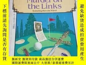 二手書博民逛書店murder罕見on the linksY11245 agath