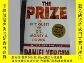 二手書博民逛書店The罕見Prize-- The Epic Quest For
