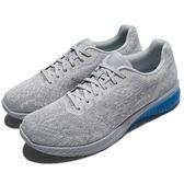 Asics 慢跑鞋 Gel-Kenun 灰 藍 路跑 無車縫線網布鞋面 輕量緩震 運動鞋 男鞋【PUMP306】 T7C4N9796