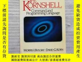 二手書博民逛書店The罕見New Kornshell:command and programming Language【小16開】