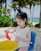 萬聖節大促銷 2018夏款童裝 男女童無袖T恤女寶寶竹節棉背心休閒百搭打底體恤衫