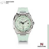 【NSQUARE】/蛇后機械錶(男錶 女錶)/L0472-N48.1/台灣總代理原廠公司貨兩年保固
