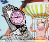 Hello Kitty繽紛小花 日本原裝進口 凱蒂貓可愛小公主‧粉紫色手錶女孩 女錶 LK572LWVA