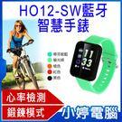 【24期零利率】全新 HO12-SW 藍牙智慧管理健康手錶 鍛鍊模式 健康檢測 推播提醒