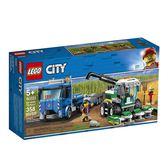 LEGO樂高 City 城市系列 收割機運輸車_LG60223