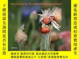 二手書博民逛書店Biodiversity罕見and Insect Pests: Key Issues for Sustainabl