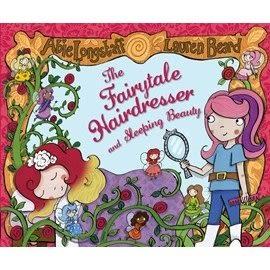 【童話國的髮型師】 FAIRYTALE HAIRDRESSER AND SLEEPING BEAUTY / 英文繪本《主題: 傳統故事》