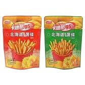 Cadina 卡迪那 北海道薯條(40g) 鹽味/海苔 款式可選【小三美日】
