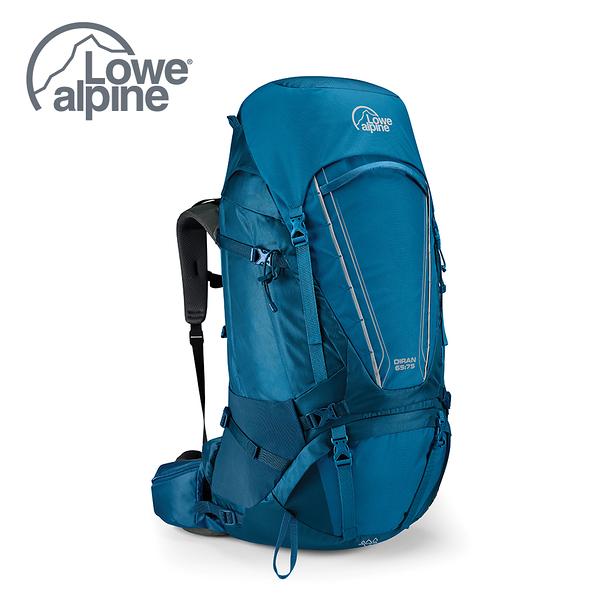 Lowe Alpine Diran 55:65 重裝背負 登山背包 摩納哥 #FMQ04