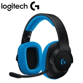 【台中平價鋪】全新 Logitech 羅技 G233 幻競之聲 有線遊戲耳機麥克風