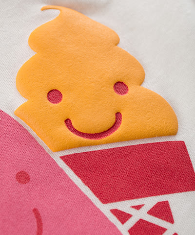 Hallmark Babies 女嬰夏日甜點短袖包屁衣 (兩件裝) HC1-F06-02-BG-MR