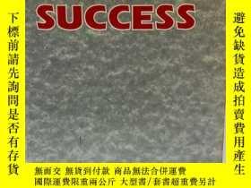 二手書博民逛書店Law罕見of Success 英文原版《成功法則》Y27408