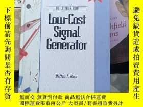 二手書博民逛書店Build罕見Your Own Low-Cost Signal GeneratorY369690 出版1