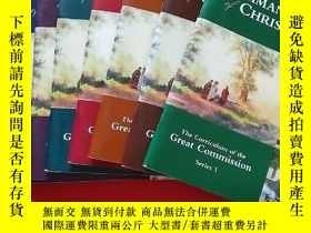二手書博民逛書店COMMANDS罕見of CHRIST The Curricul