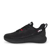 Fila Shadow Walker [1-J914U-000] 男鞋 運動 休閒 透氣 網布 舒適感 經典 黑