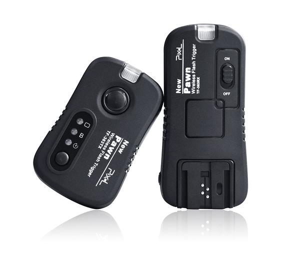 【】Pixel品色 Pawn TF-363 無線電双用閃光燈/快門遙控器 FOR SONY 開年公司貨