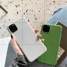 純色8plus蘋果x手機殼XS Max/XR/iPhoneX/7p/6女適用iphone11Pro