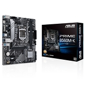 ASUS 華碩 PRIME B560M-K/CSM M-ATX 主機板 LGA1200 支援intel第10代11代CPU