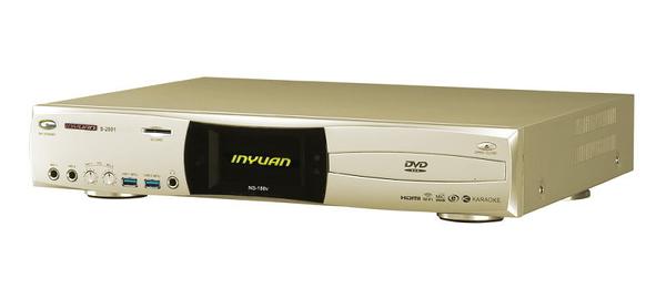 【INYUAN 車用伴唱機S-2001 NS-188v/NS188v】可攜帶車用 K歌專用使用者介面 具人聲教唱功能 卡拉OK點歌機