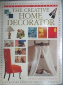 【書寶二手書T4/設計_WGE】CREATIVE HOME DECORATOR_WALTON