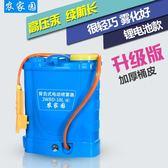 智慧背負式鋰電池電動噴霧器農用充電農藥高壓多功能充電型打藥機喵小姐 NMS