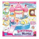 Harp海豹玩轉冰淇淋屋 / Harp-Icecream house / 海豹/ 扮家家酒 / 可愛萌物/ 伯寶行
