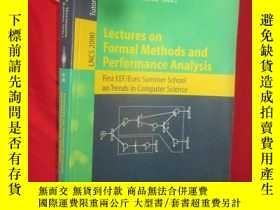 二手書博民逛書店Lectures罕見on Formal Methods and