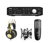 【音響世界】Mackie Onyx Producer專業錄音介面《進階超值組合》含P220電容MIC/K92耳機