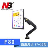 NB F80 / 17-30吋液晶電視螢幕壁掛架《適用電競螢幕》 螢幕架 螢幕支架