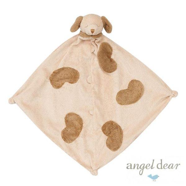 美國Angel Dear 動物嬰兒安撫巾 小狗