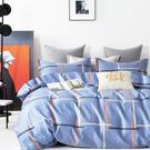 Artis-鋪棉四季被一件組 奇跡世界-藍 雪紡棉