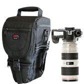 限定款攝影背包 1008單反相機包70-200mm肩背長焦攝影包D4s三角包1DX D3jj