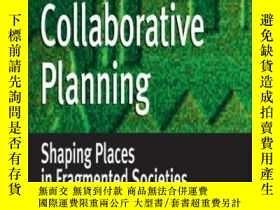 二手書博民逛書店Collaborative罕見PlanningY464532 Patsy Healey Palgrave, 2