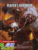 [104美國直購] 2015 美國暢銷書排行榜 Player s Handbook (Dungeons  Dragons). Hardcover