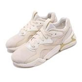 Puma 休閒鞋 Nova Pastel Grunge 米白 奶茶色 老爹鞋 復古款 女鞋【PUMP306】 36948701
