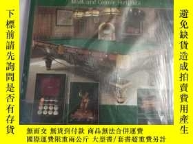 二手書博民逛書店Pool罕見and billiard collectiblesY