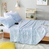 棉質毛巾被紗布雙人夏涼被單人夏季棉質空調被棉質兒童毛毯毯子