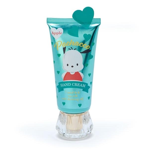 小禮堂 帕恰狗 條狀保濕護手霜 香氛護手霜 護手乳 乳液 蘋果香 (綠 寶石蓋) 4550337-91150
