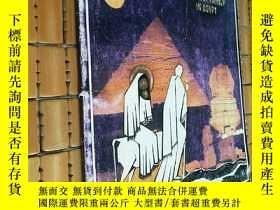 二手書博民逛書店THE罕見HOLY FAMILY IN EGYPT 埃及的神聖家