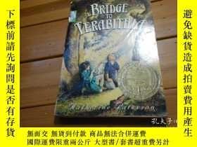 二手書博民逛書店BRIDGE罕見TO TERABITHIA 橋到特拉比西亞Y20