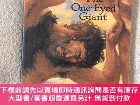 二手書博民逛書店Tales罕見from the Odyssey #1: The One-Eyed Giant 童書Y17292