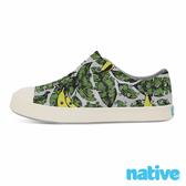 native 小童鞋 JEFFERSON 小奶油頭鞋 - 香蕉葉x鴿子灰 8447