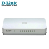 【D-Link 友訊】 DGS-1008A 8埠Giga交換器