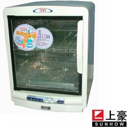 【艾來家電】 【分期0利率+免運】上豪12人份不鏽鋼紫外線烘碗機 DH-3765