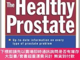 二手書博民逛書店預訂The罕見Healthy Prostate: A Doctor S Comprehensive Program