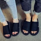 男士涼鞋夏季拖鞋男涼拖防滑沙灘鞋 ☸mousika