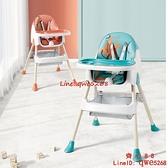 寶寶餐椅兒童吃飯椅子多功能可折疊便攜式座椅家用嬰兒學坐餐桌椅【齊心88】