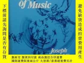 二手書博民逛書店THE罕見ENJOYMENT OF MUSIC 音樂的欣賞Y15