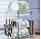 瀝水架 廚房置物架用品用具晾洗放瀝水碗架碗櫃碗碟碗筷盤刀收納盒餐具架 【夏日新品】