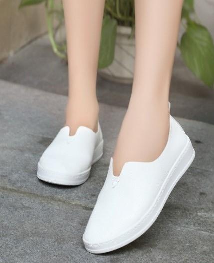 懶人學生布鞋休閒板鞋